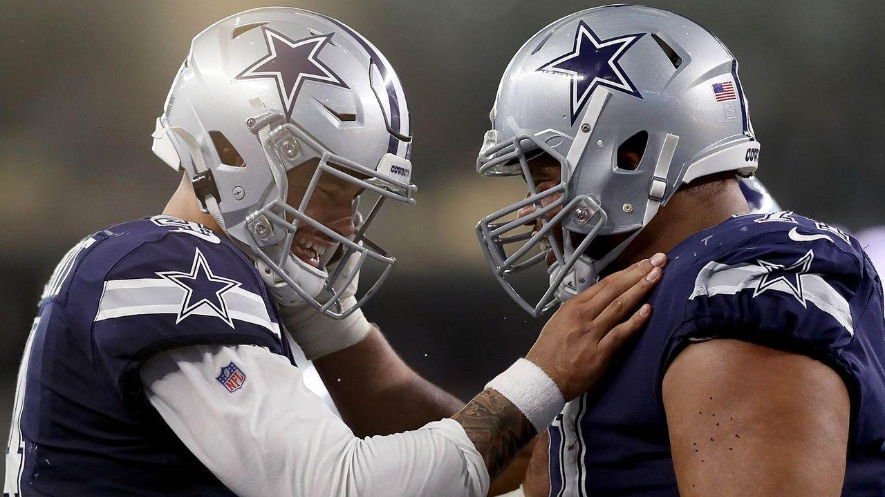 NFC: Dallas Cowboys (7-8) - Bildquelle: getty