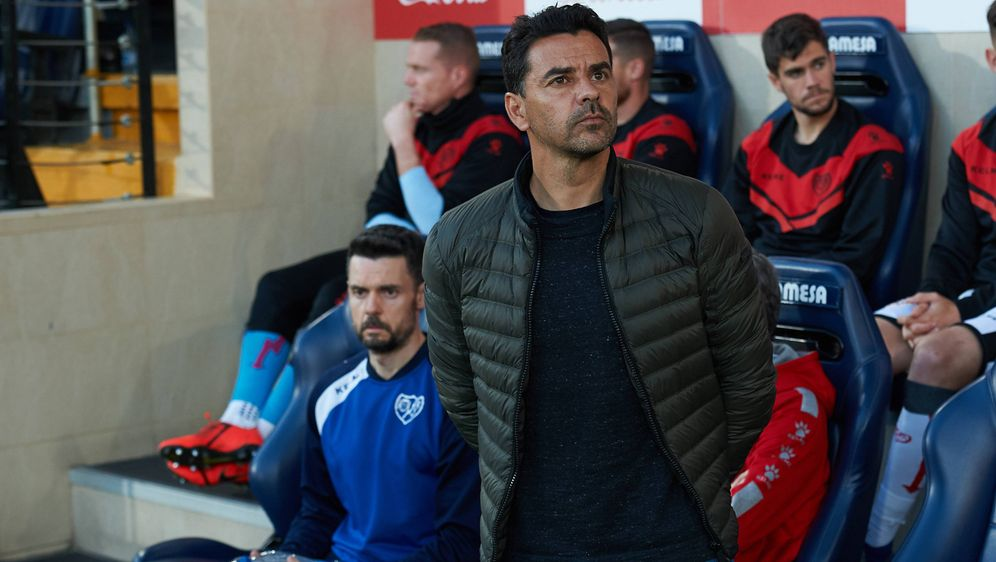 Trainer Michel bei Rayo Vallecano entlassen - Bildquelle: Imago