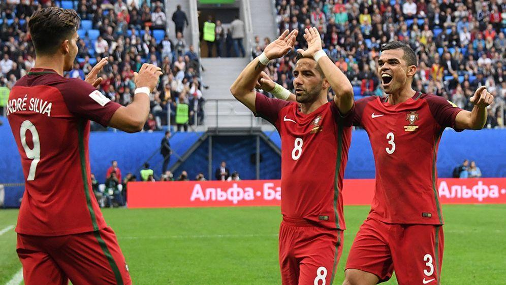 Confed Cup Portugal Mexiko