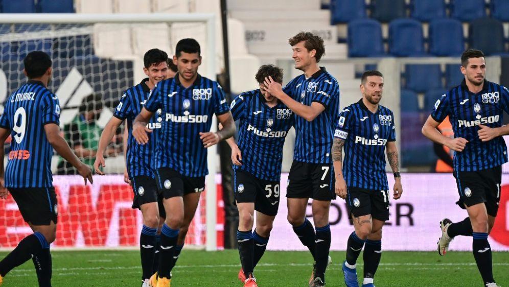 Atalanta Bergamo holt nur einen Punkt bei Spezia - Bildquelle: AFPSIDMIGUEL MEDINA
