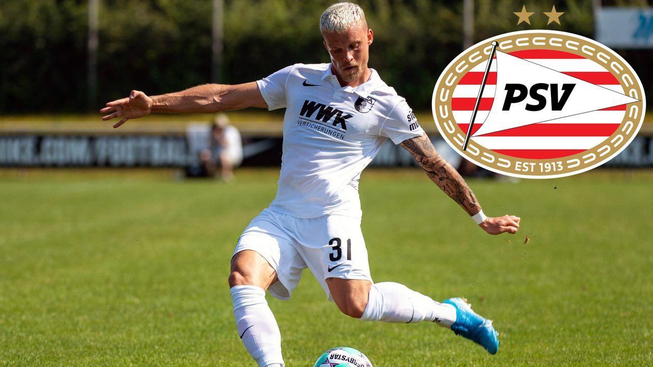 Philipp Max (PSV Eindhoven) - Bildquelle: imago images/kolbert-press