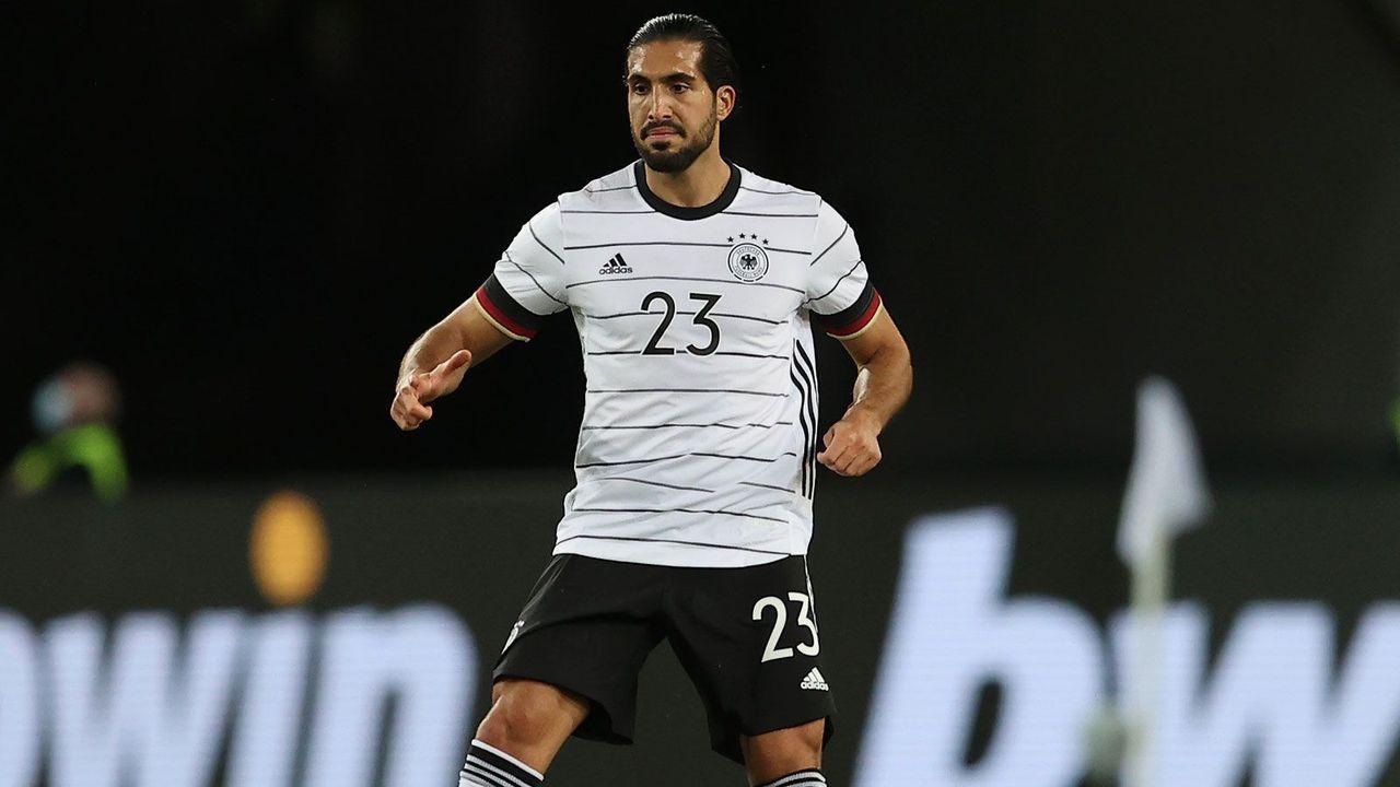 Abwehr: Emre Can (Borussia Dortmund) - Bildquelle: Getty Images