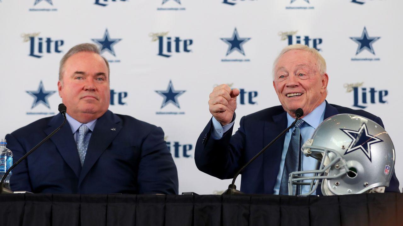 Gewinner: Dallas Cowboys  - Bildquelle: 2020 Getty Images