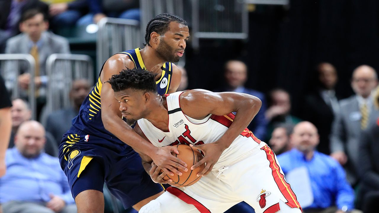 Miami Heat vs. Indiana Pacers - Bildquelle: Getty Images