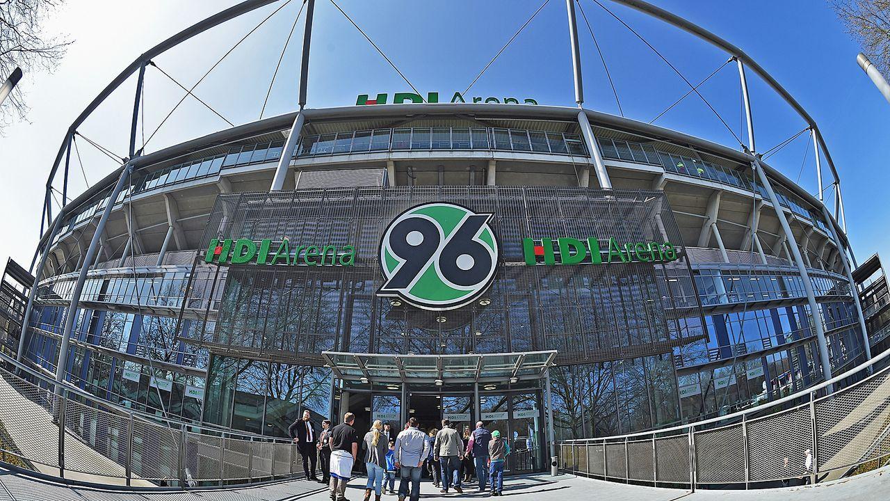 Platz 10: Hannover 96 - HDI-Arena - Bildquelle: Getty