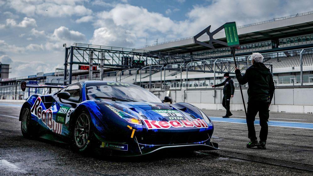 Die DTM bestreitet auf dem Lausitzring den letzten offiziellen Test vor dem ... - Bildquelle: Gruppe C Photography
