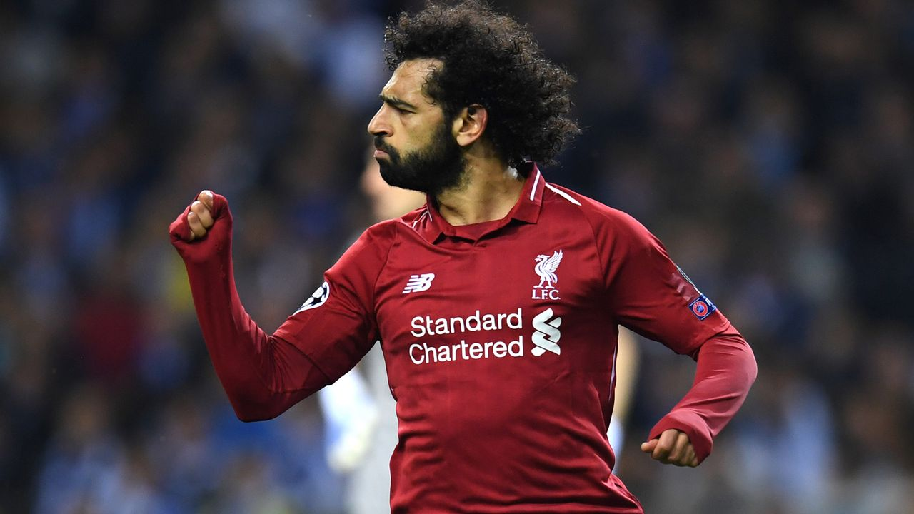5. Mohamed Salah (26 Jahre, FC Liverpool) - Bildquelle: 2019 Getty Images