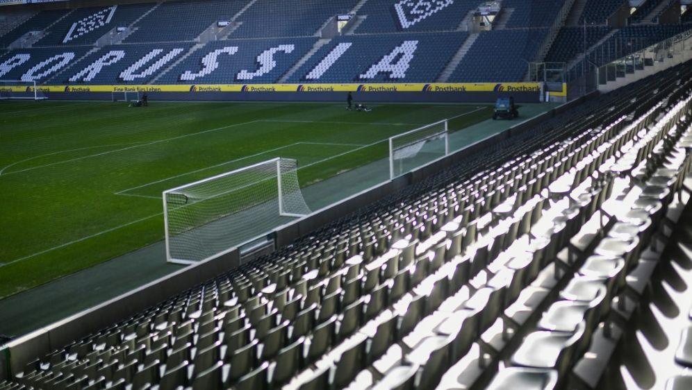 Gegen Leipzig sind keine Zuschauer zugelassen - Bildquelle: AFPSIDINA FASSBENDER