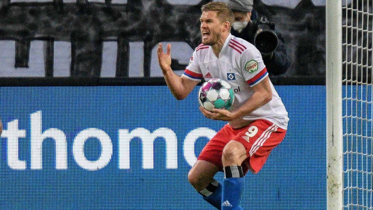 Hamburger SV (3. Platz - 50 Punkte) - Bildquelle: imago images/Oliver Ruhnke