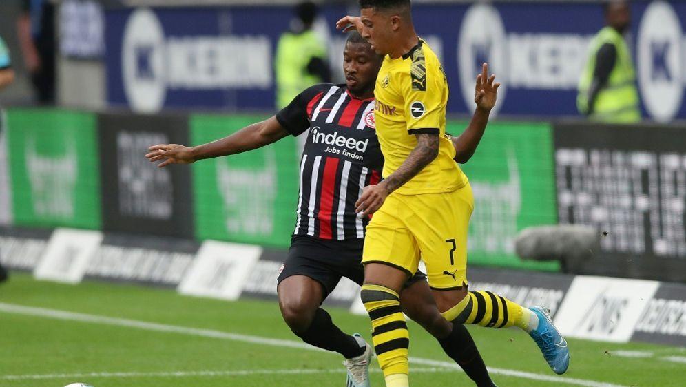 Dortmund verpasst gegen Frankfurt den Auswärts-Erfolg - Bildquelle: FIROFIROSID