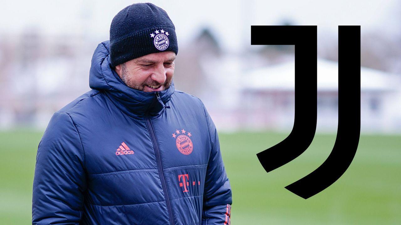 Hansi Flick (FC Bayern München)  - Bildquelle: imago images/FC Bayern München