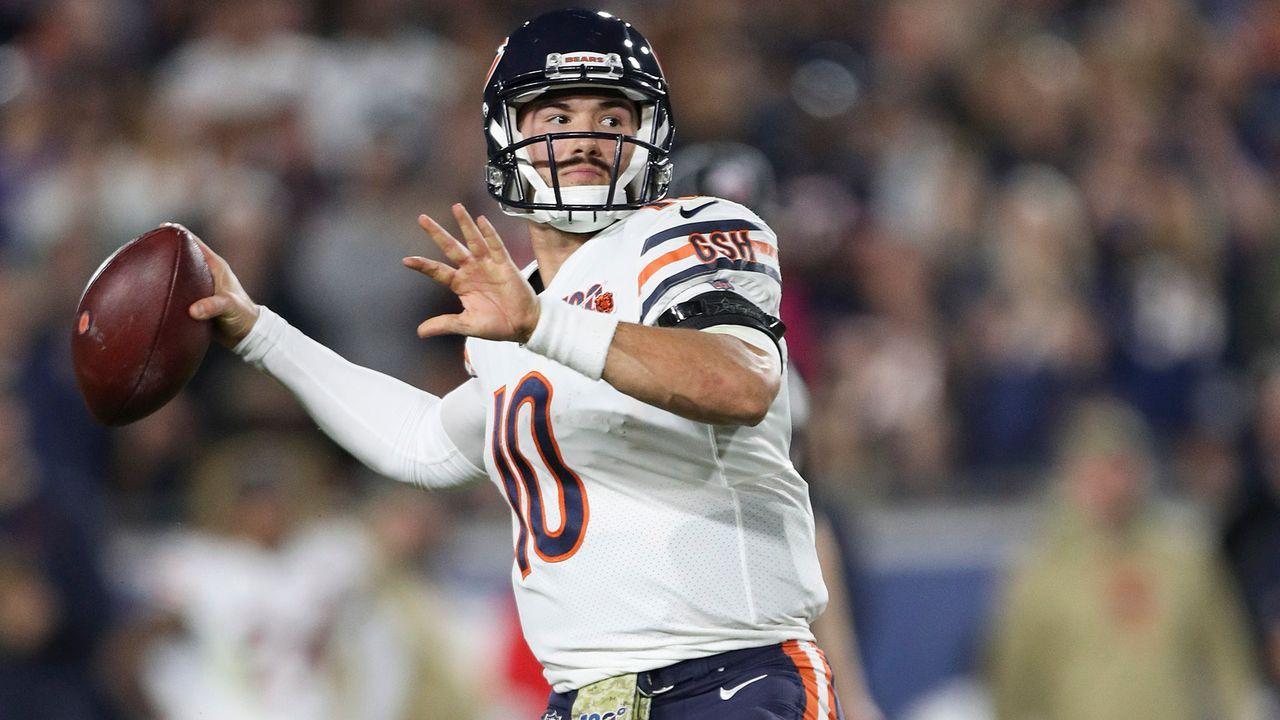 Mitchell Trubisky (Chicago Bears) - Bildquelle: 2019 Getty Images