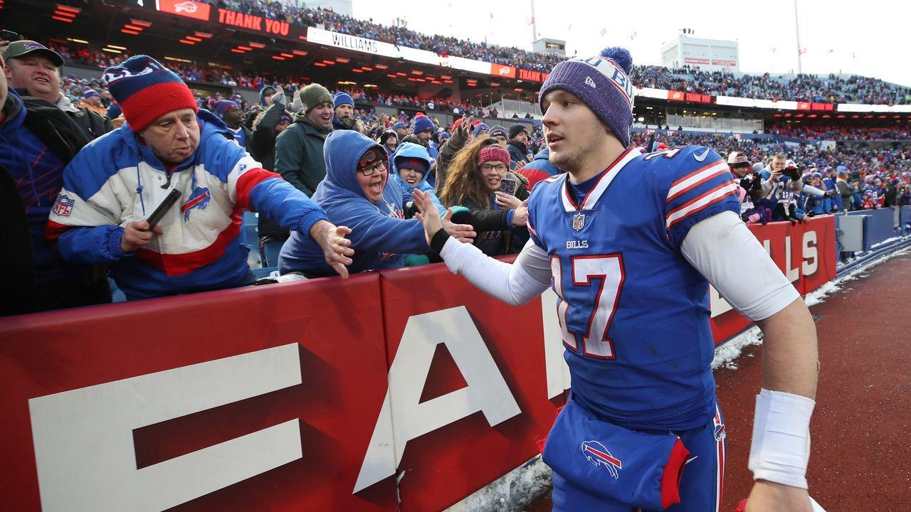 21. Buffalo Bills - Bildquelle: 2018 Getty Images
