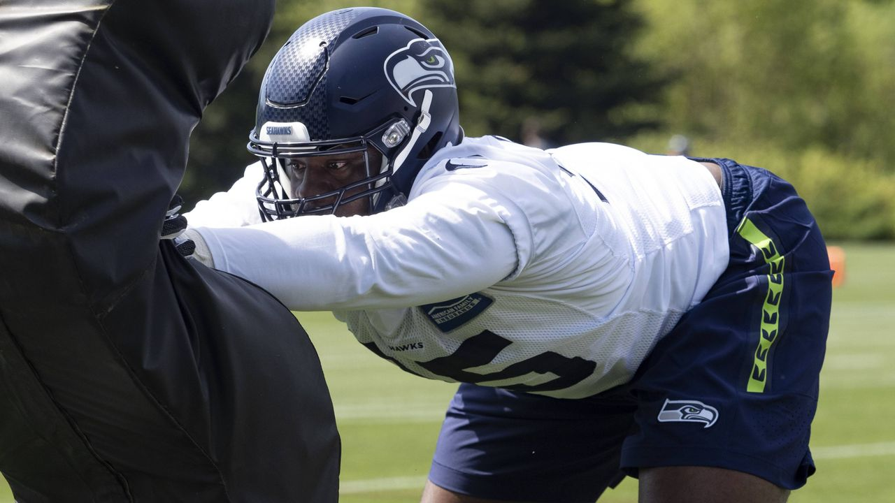 L. J. Collier (Defensive End, Seattle Seahawks) - Bildquelle: imago