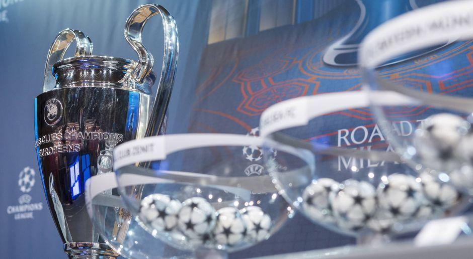 Nach Setzliste: So hätte das Achtelfinale der Champions League ausgesehen - Bildquelle: imago/EQ Images