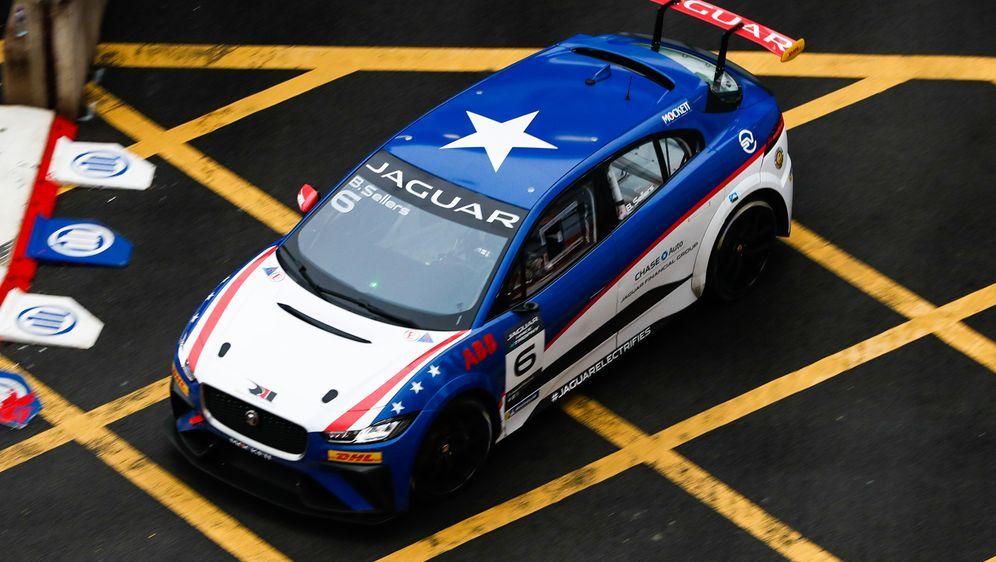 Brian Sellers feierte im dritten Rennen seinen ersten Sieg. - Bildquelle: Motorsport Images