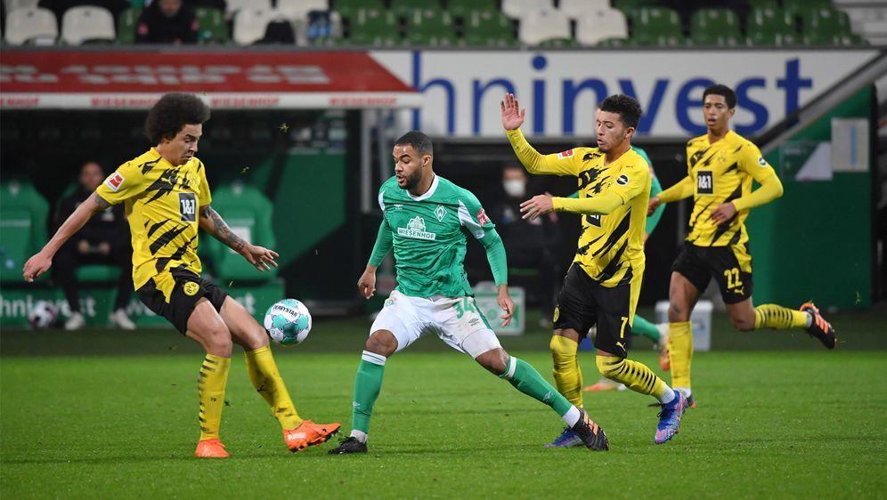 Borussia Dortmund empfängt am 29. Spieltag Werder Bremen - Bildquelle: Imago Images