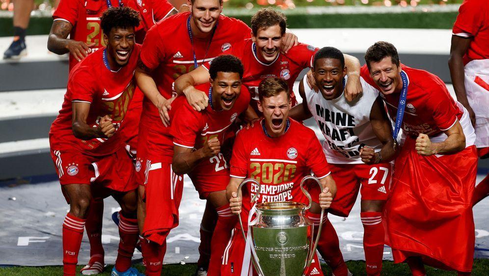 Mit dem Triumph in der Champions League machten die Bayern das Triple perfek... - Bildquelle: 2020 Pool