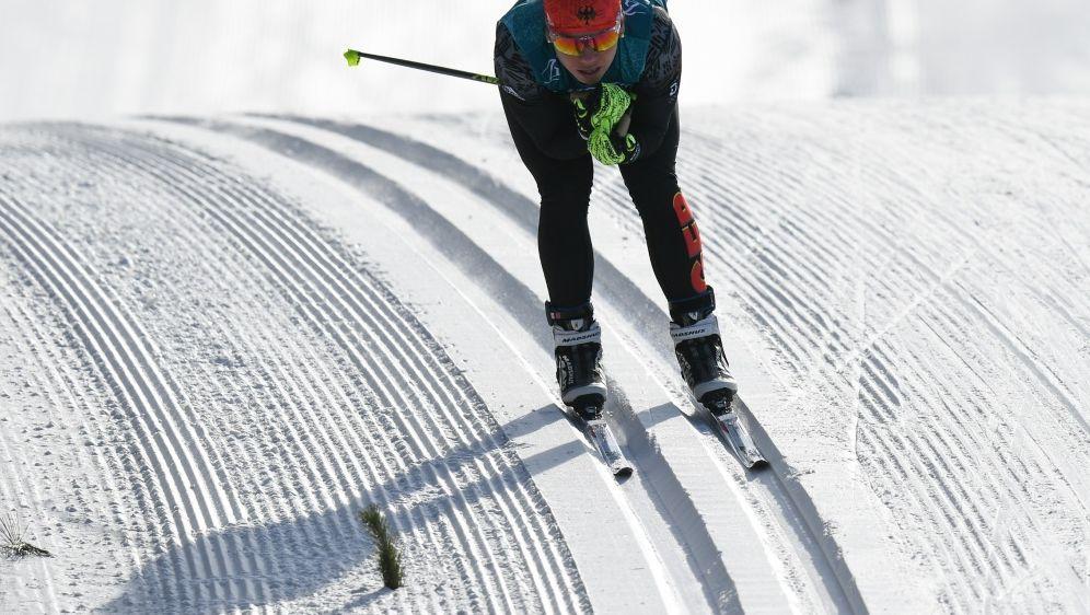 Sandra Ringwald beendet ihre Skilanglauf-Karriere - Bildquelle: AFPSIDFRANCK FIFE