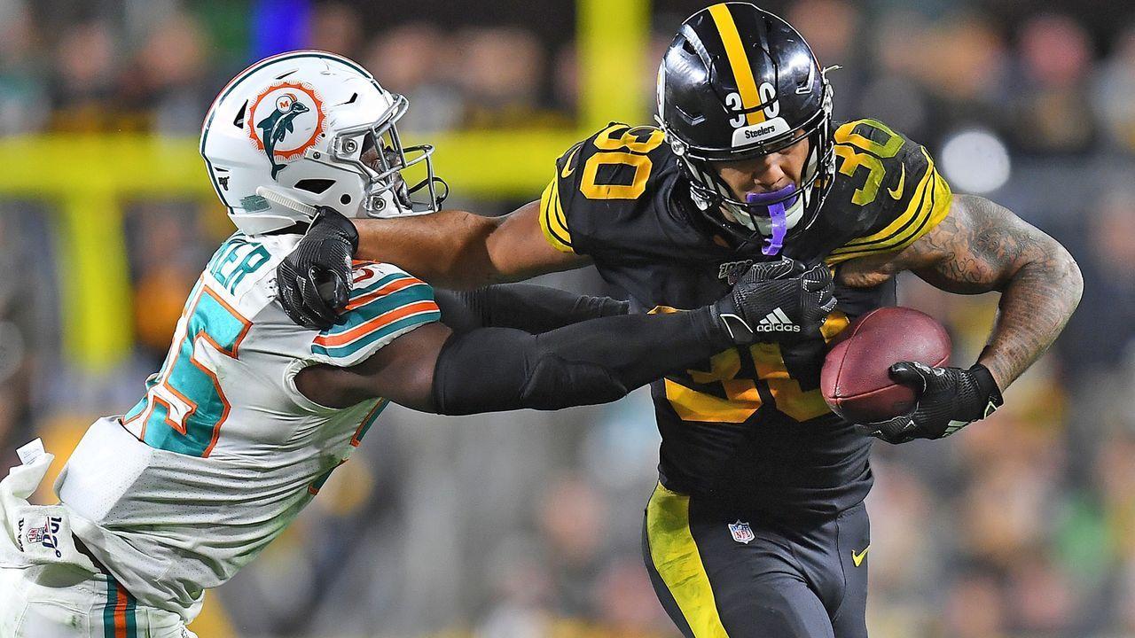 James Conner (Pittsburgh Steelers) - Bildquelle: getty