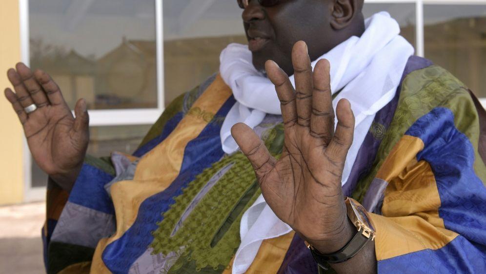Lamine Diack wird wegen Korruption der Prozess gemacht - Bildquelle: AFPSIDSEYLLOU