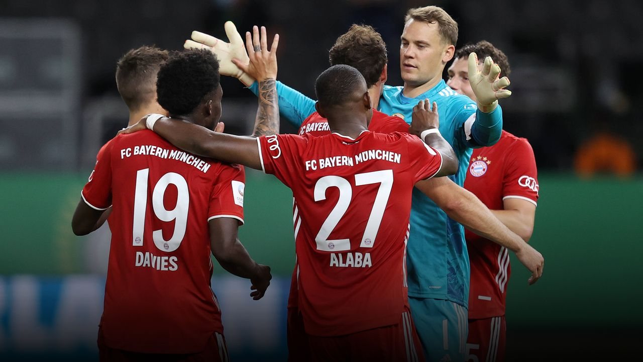 Vor dem CL-Finale gegen PSG: Die Bayern-Defensive im Formcheck - Bildquelle: imago