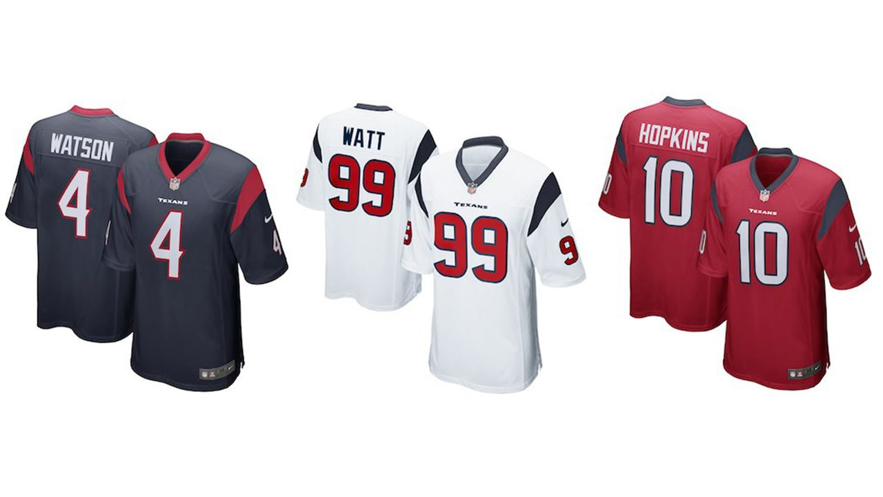 Houston Texans - Bildquelle: nflshop.com