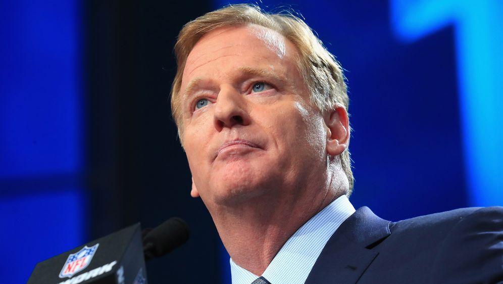 Die NFLPA sucht gemeinsam mit der NFL und Commissioner Roger Goodell nach Al... - Bildquelle: Getty
