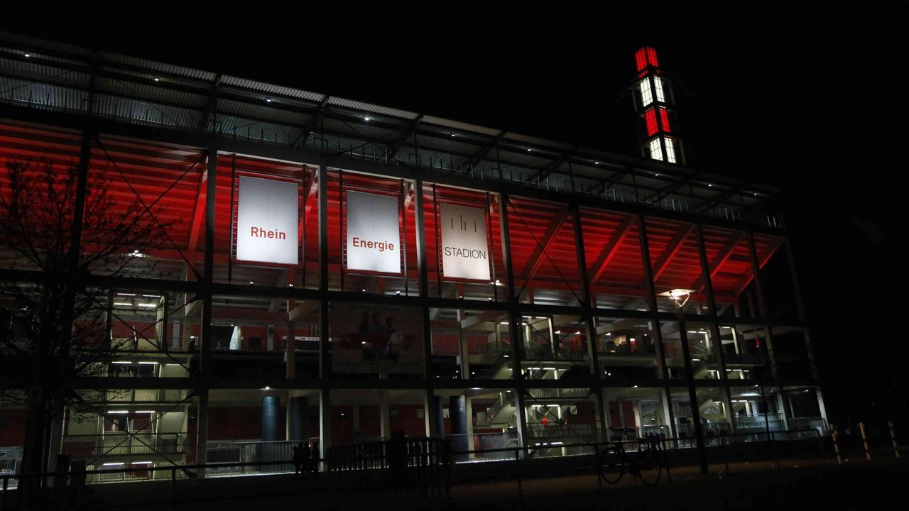 1. FC Köln - Bildquelle: imago images / Mika Volkmann