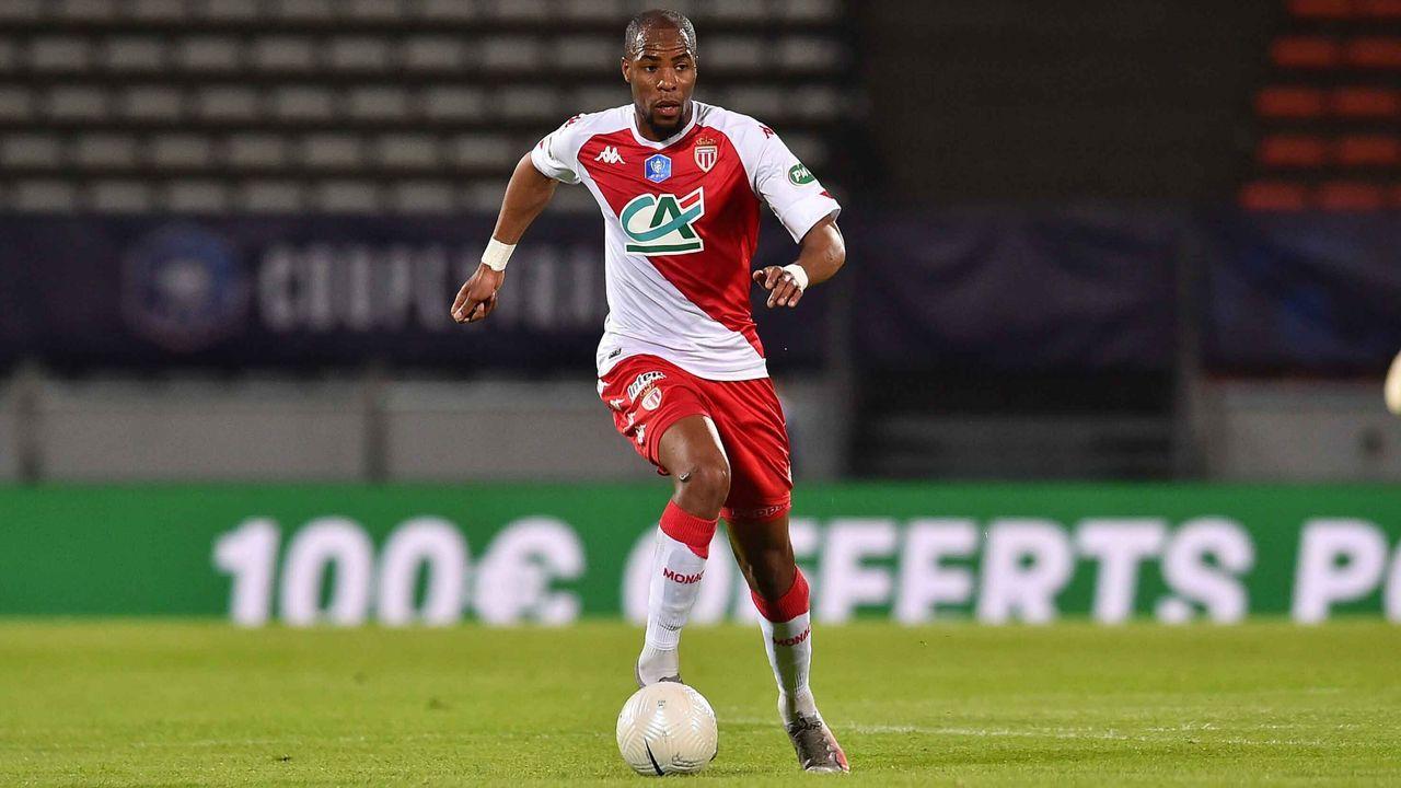 Abwehr: Djibril Sidibe (Frankreich, AS Monaco) - Bildquelle: imago images/PanoramiC