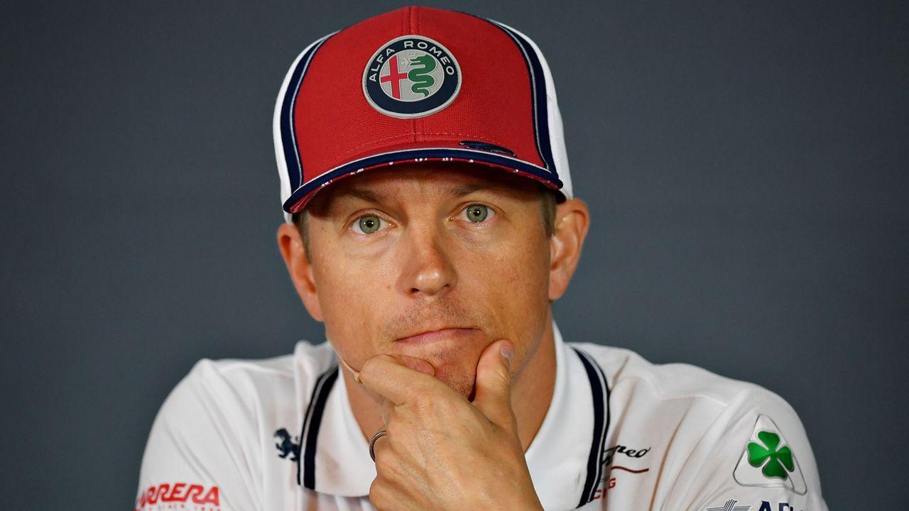 Kimi Räikkönen (Alfa Romeo Racing) - Bildquelle: 2019 Getty Images
