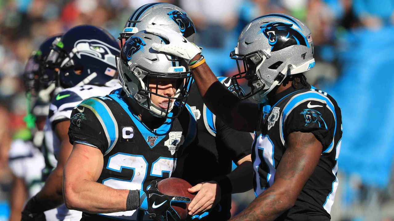 Carolina Panthers - Bildquelle: Getty Images