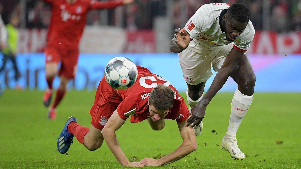 Bundesliga-Topspiel: Bayern München gegen RB Leipzig in der Einzelkritik - Bildquelle: imago