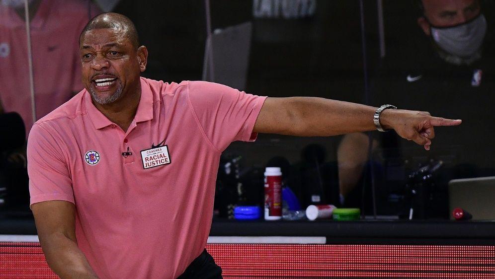 Doc Rivers trainierte zuletzt die Los Angeles Clippers - Bildquelle: GETTY IMAGES GETTY SIDDouglas P. DeFelice