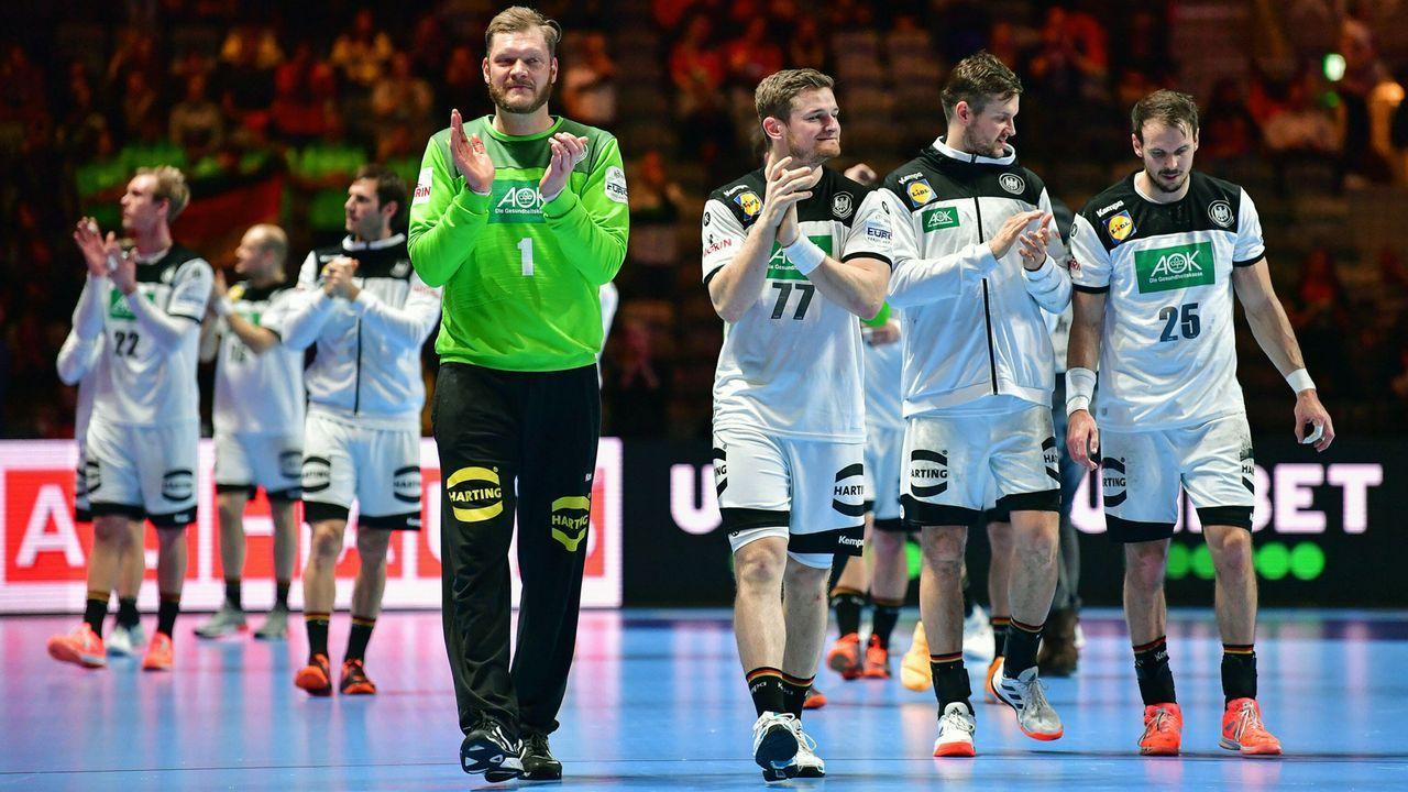 Handball-Fieber bei der EM 2020 - Bildquelle: imago images/foto2press
