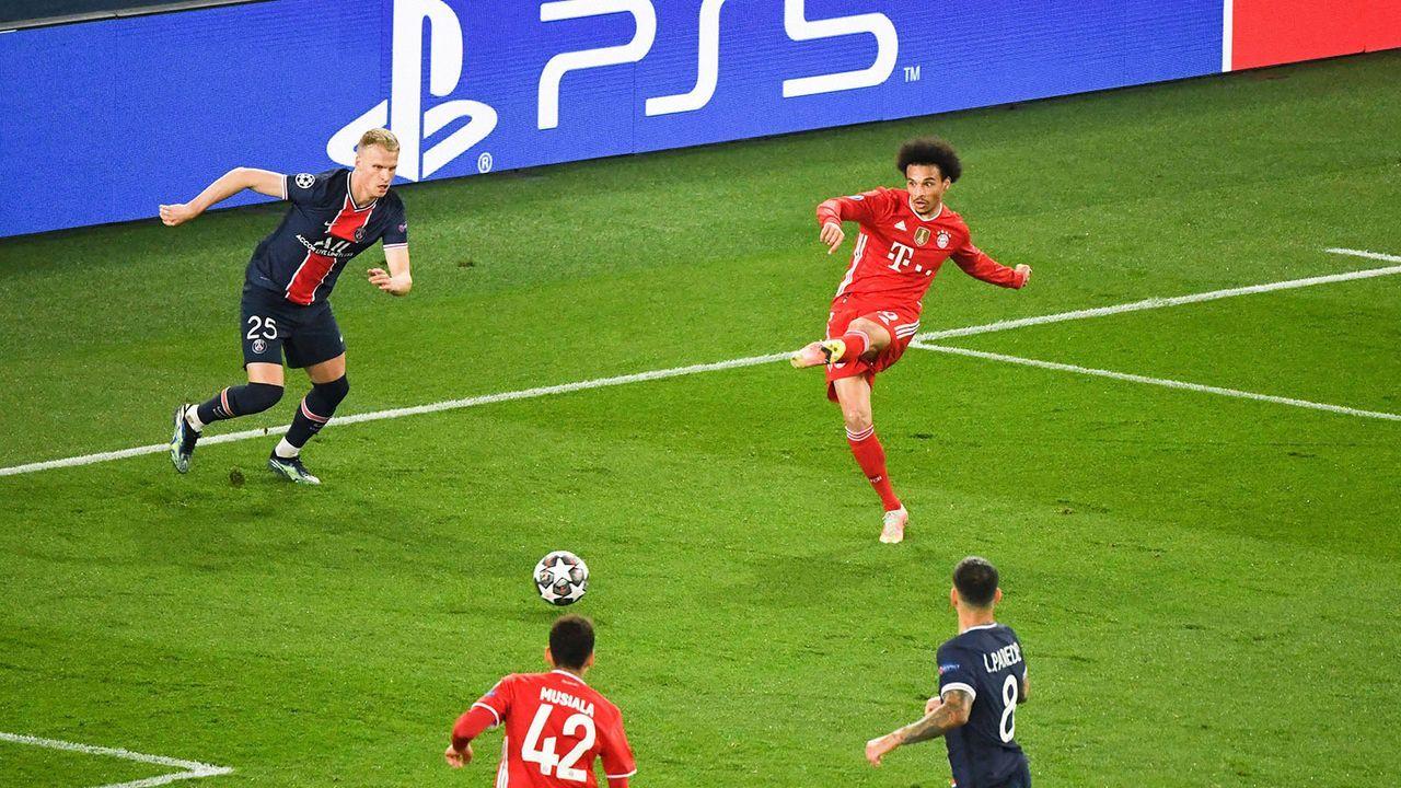 3. Leroy Sane als Sinnbild für Bayerns Flügel-Problem - Bildquelle: imago images/PanoramiC
