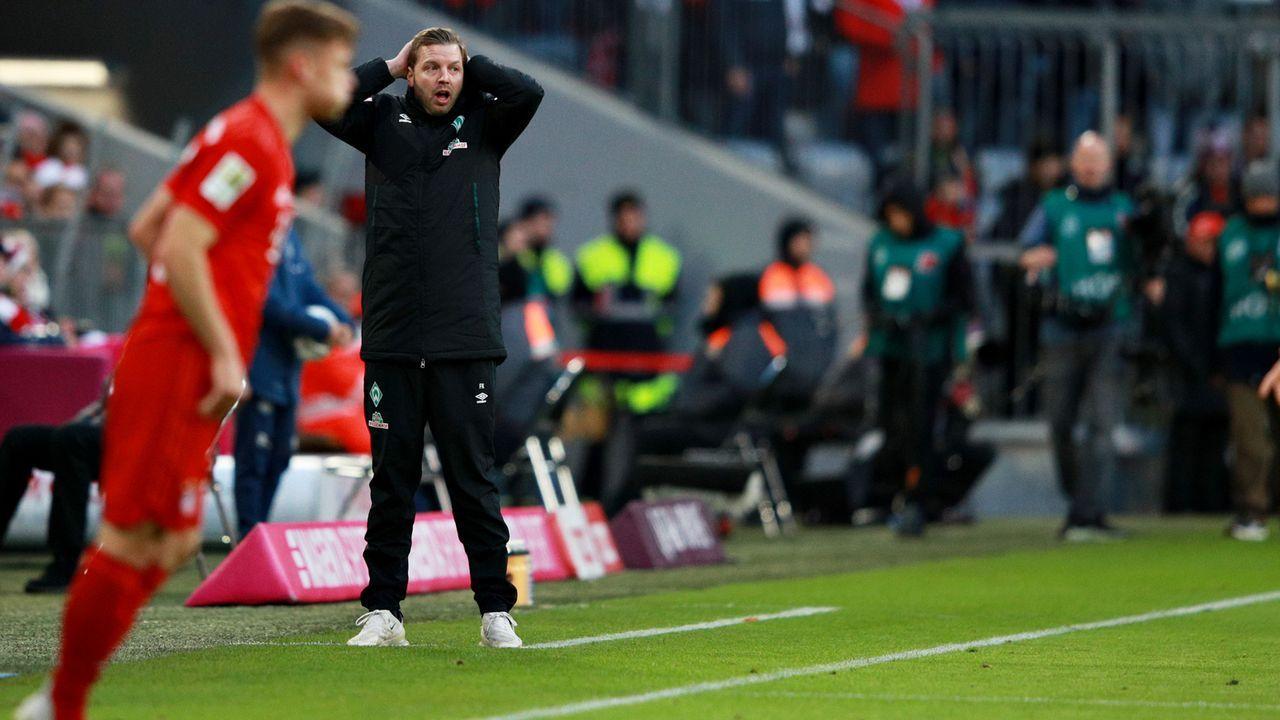 Der heutige Werder-Coach Florian Kohfeldt spielte bei Werder Bremen III - Bildquelle: 2019 Getty Images