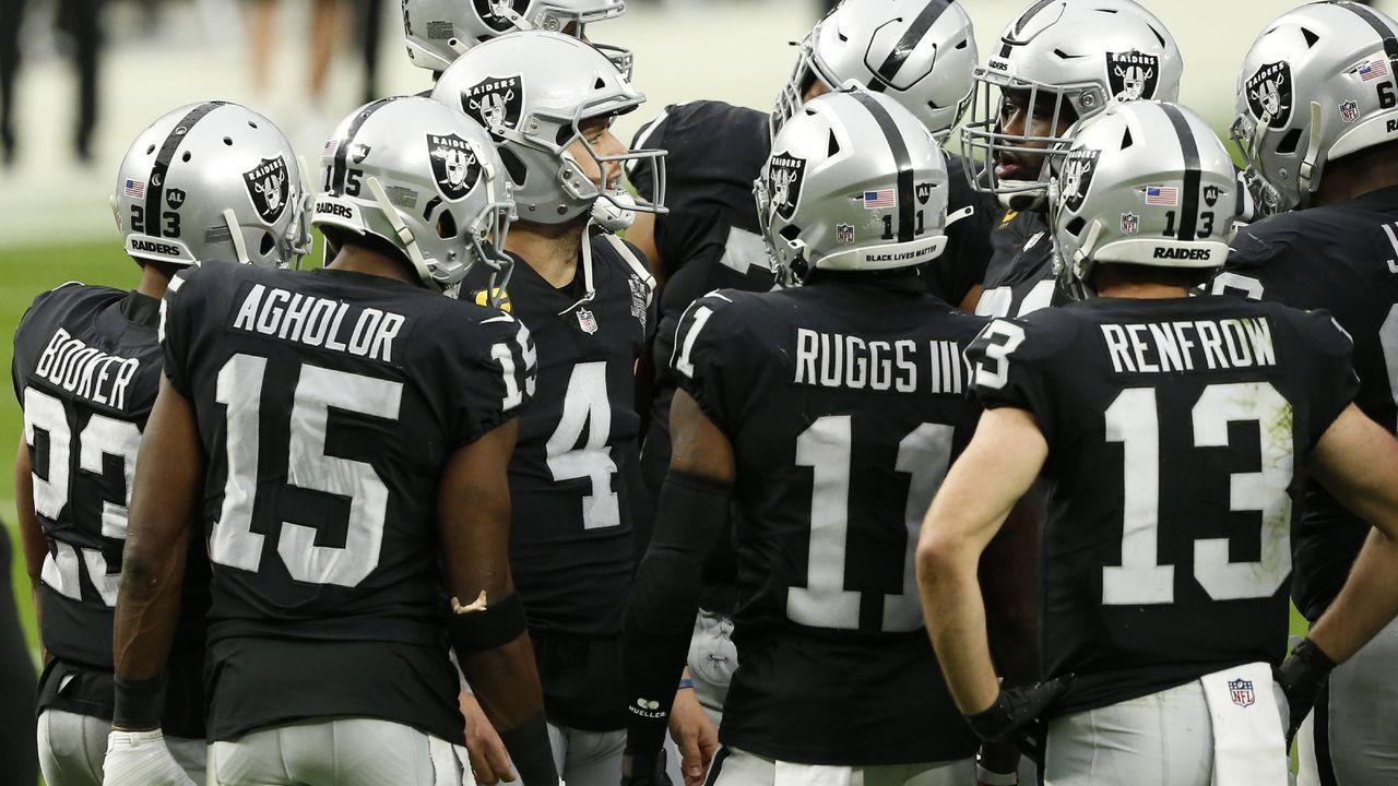 Las Vegas Raiders - Bildquelle: Imago