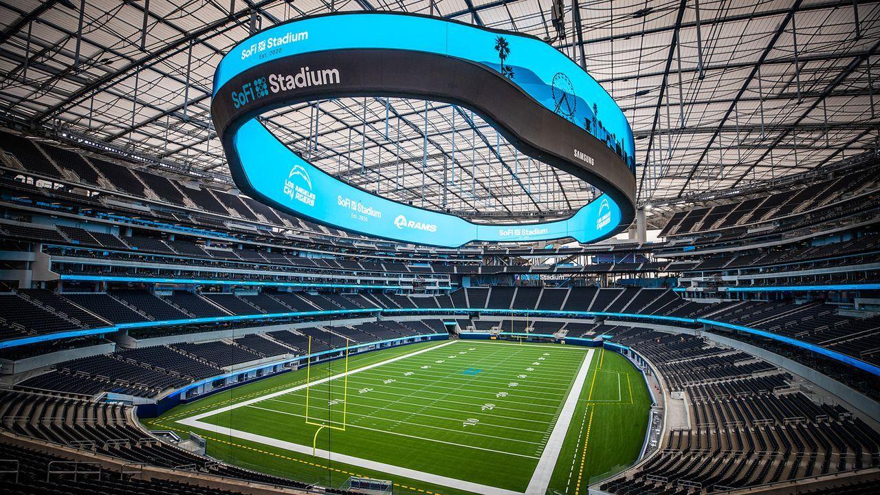 6. Februar 2022: Super Bowl LVI in Los Angeles - Bildquelle: Getty Images