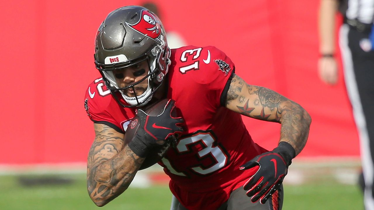 Week 17: Mike Evans siebte Saison mit 1000 Yards - Bildquelle: imago images/Icon SMI