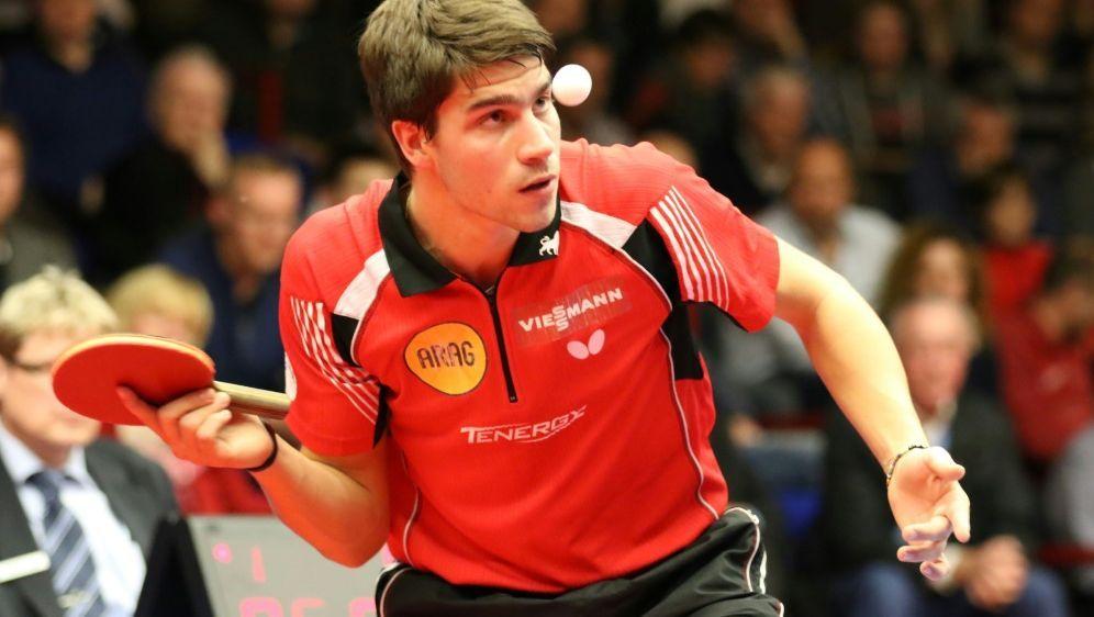 Patrick Franziska scheiterte im Halbfinale an Xu Xin - Bildquelle: PIXATHLONPIXATHLONSID