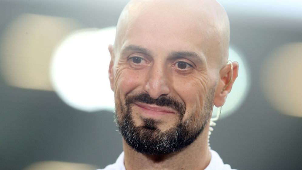 Trainer Di Salvo mit erfolgreichem Debüt - Bildquelle: FIRO/FIRO/SID/