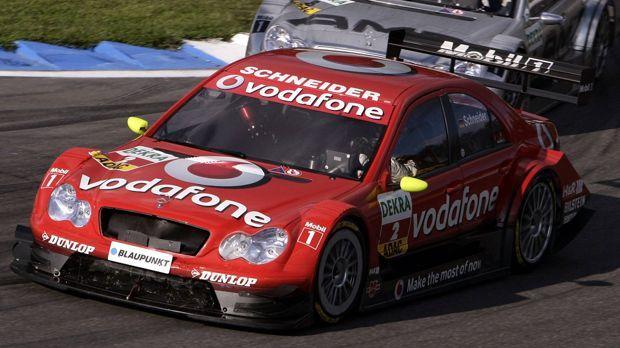 Audi, Mercedes, BMW: Alle DTM-Meisterautos seit 2000