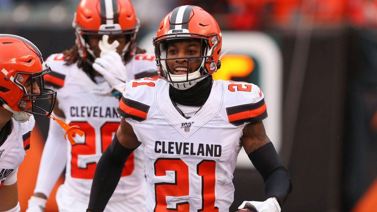 Denzel Ward (Cleveland Browns) - Bildquelle: imago images/Icon SMI