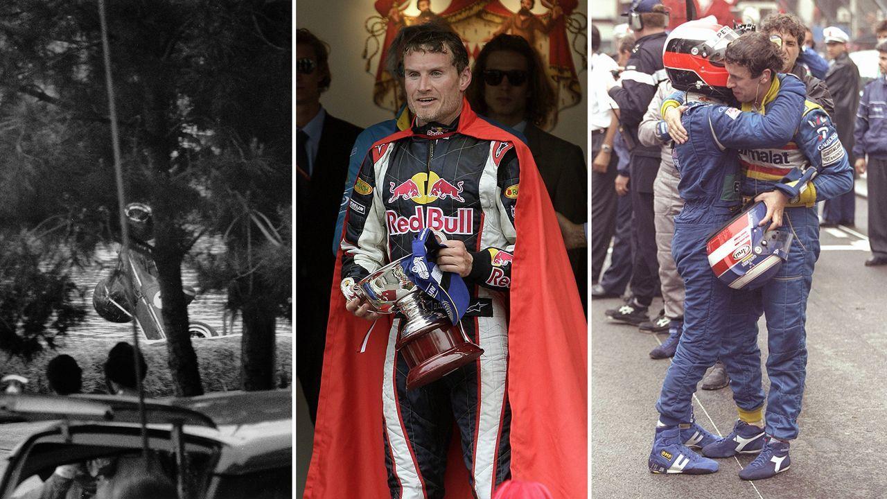 Die kuriosesten Geschichten zum Formel-1-Rennen in Monaco - Bildquelle: Imago Images/Getty Images