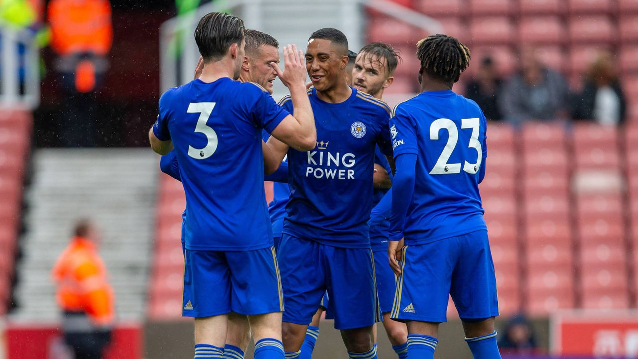 Leicester City - Bildquelle: imago images / Action Plus