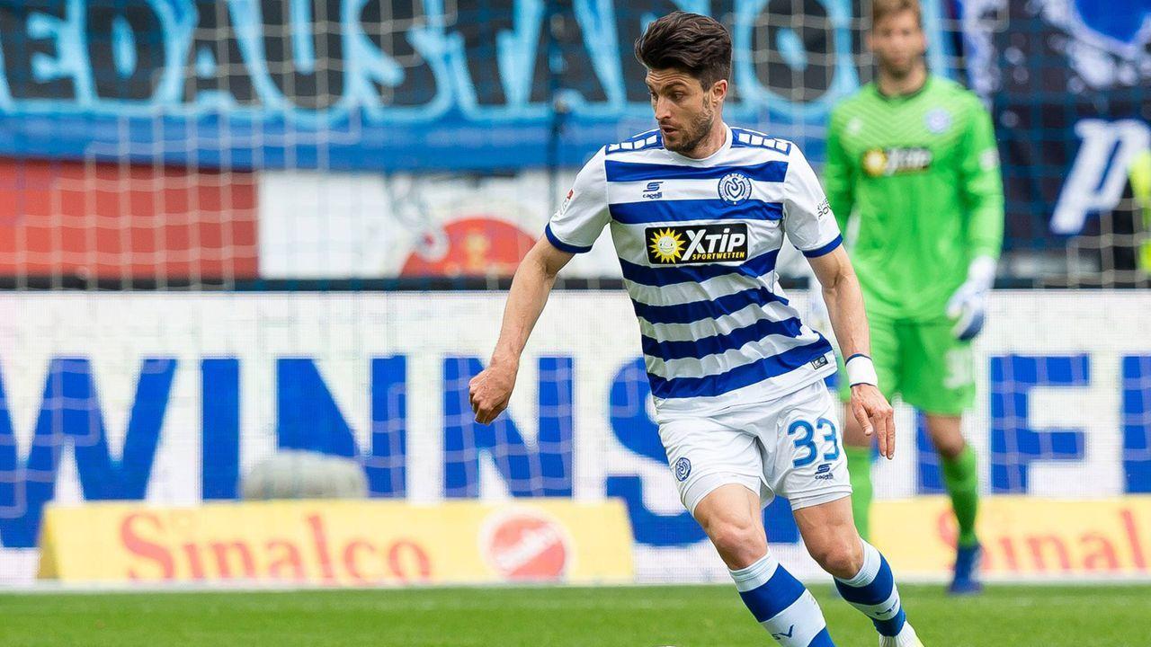 Platz 3: MSV Duisburg - Bildquelle: imago images / DeFodi