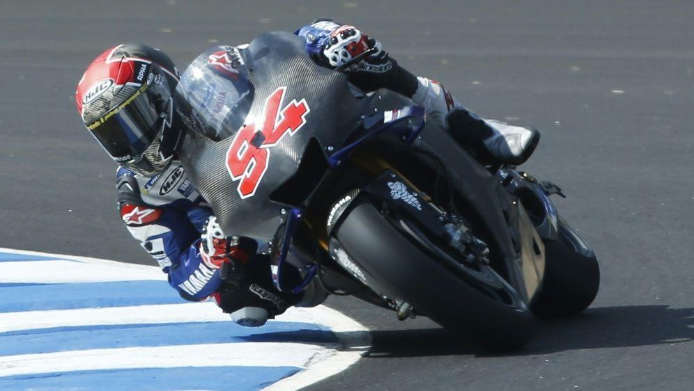 Folger wird nicht länger Testfahrer bei Yamaha sein - Bildquelle: PIXATHLONPIXATHLONSID