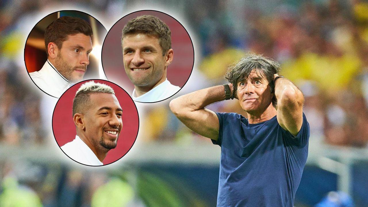 DFB-Streichkandidaten - Bildquelle: getty images, imago