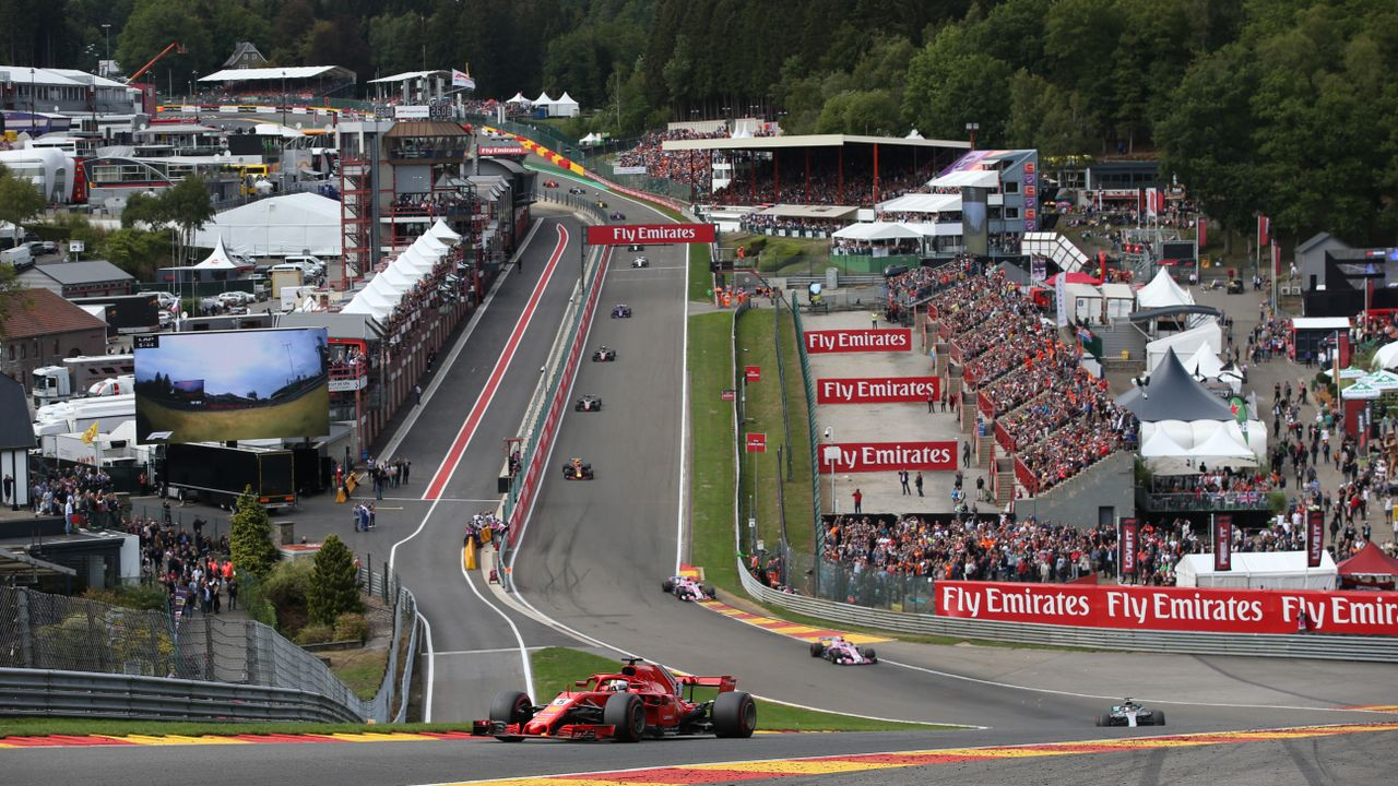 Circuit Spa-Francorchamps, Belgien  - Bildquelle: 2018 Getty Images